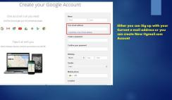 How to use Google Service Without Gmail Account_01
