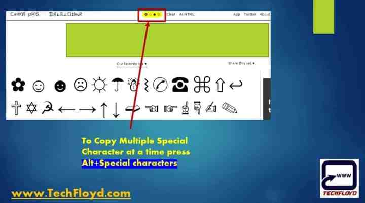 How to Copy Special Characters that aren't on your keyboard_02