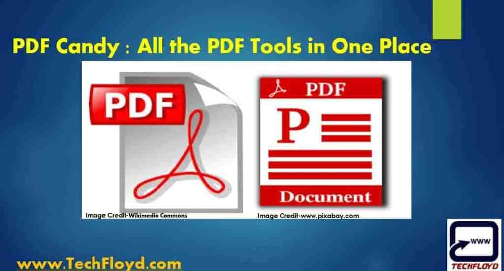 All the PDF Tools in One Place