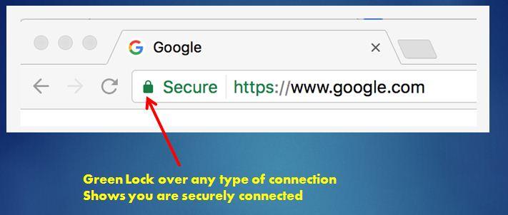 how to make google chrome secure