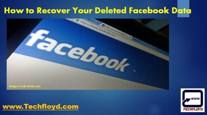 How to Recover Your Deleted Facebook Data