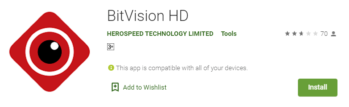 bitvision hd for pc