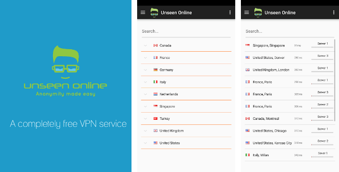 FREE VPN Unseen Online for pc 4