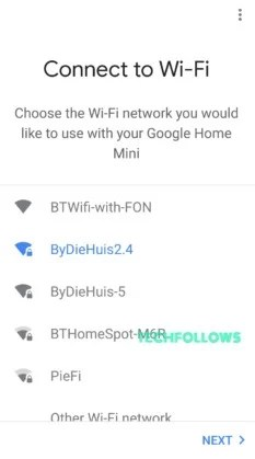 How to setup Chromecast on Android?