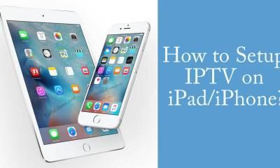IPTV for iPad/iPhone