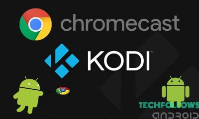 Install Kodi on Chromecast