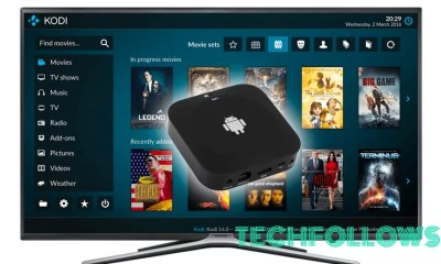 Kodi on Android Box