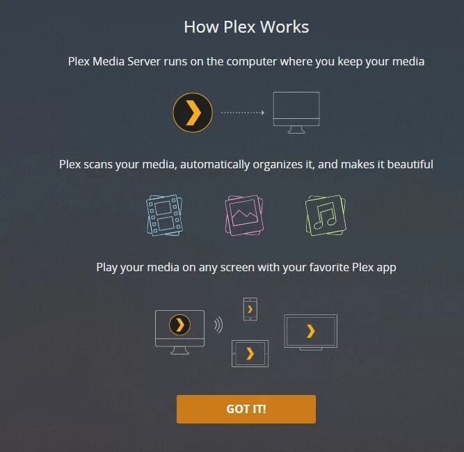 Plex for Windows
