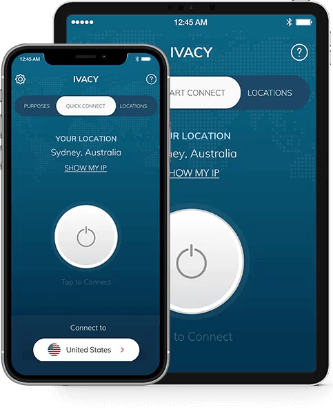 Ivacy VPN for iOS