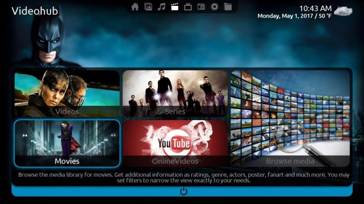 Kodi Alternatives - Media Portal