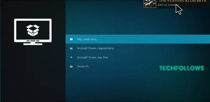 How to Install Players Klub Addon Using Players Klub Repository