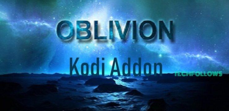 Oblivion Streams Addon