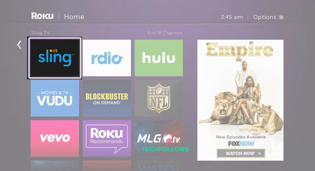 How to Download and Install Sling TV on Roku? - Tech Follows