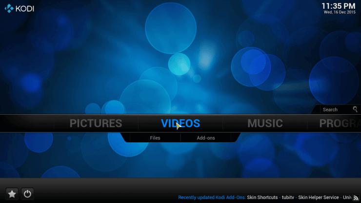 Kodi Keyboard Shortcuts for Videos