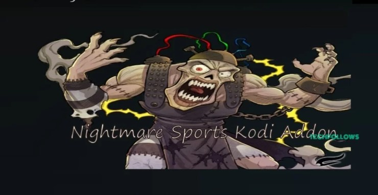 Nightmare Sports Kodi Addon
