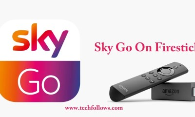 Install Sky Go on Firestick