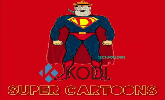 Super Cartoons Kodi Addon