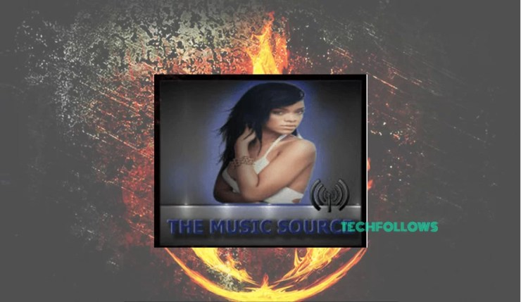 The Music Source Kodi Addon