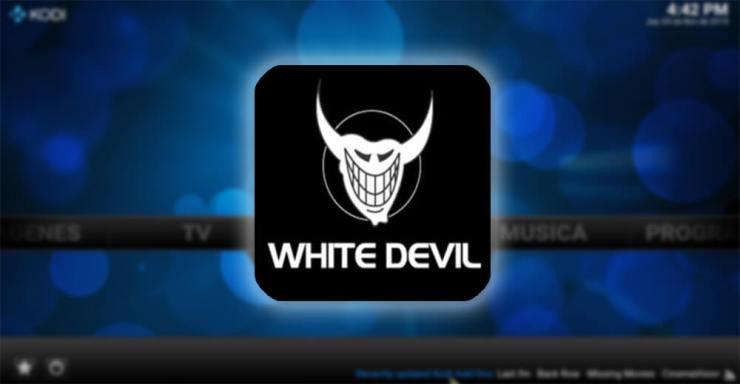 White Devil Kodi Addon