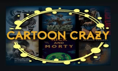 Cartoon Crazy Kodi Addon