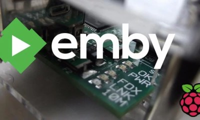 Emby Raspberry Pi