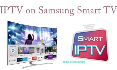IPTV on Samsung Smart TV