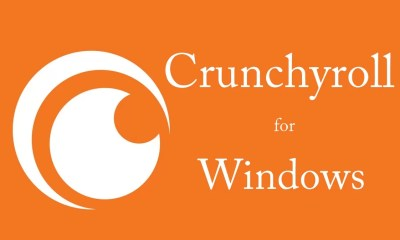 Crunchyroll Windows App