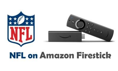 Install NFL on Firestick