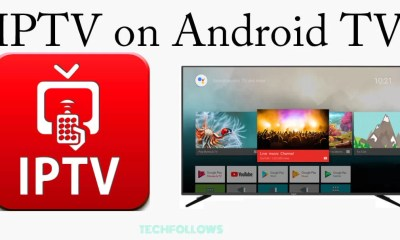 IPTV on Android TV
