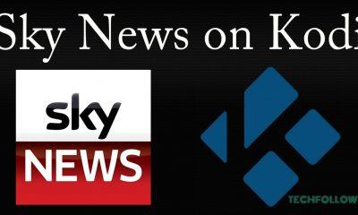 Sky News on Kodi