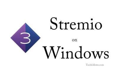 Stremio Windows
