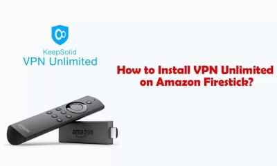How to install VPN Unlimited on Firestick?