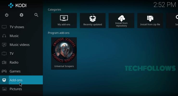 Falcon Ultra TV Kodi Addon