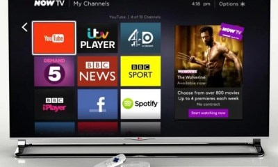Now TV on Apple TV