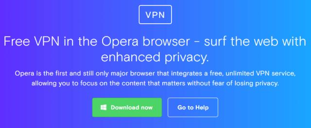Opera VPN Review