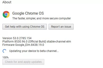 Android Apps on Chromebook