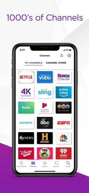 Mirror iOS Screen on Roku