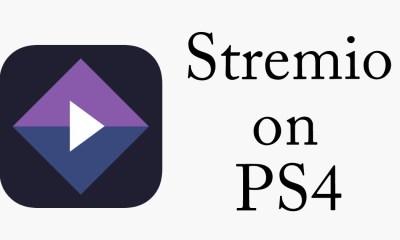 Stremio PS4