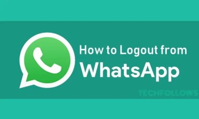 How to Logout From WhatsApp