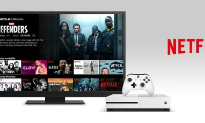 Netflix on Xbox 360 and Xbox One