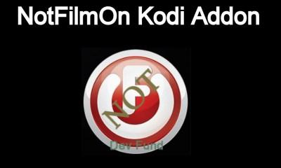NotFilmOn Kodi Addon