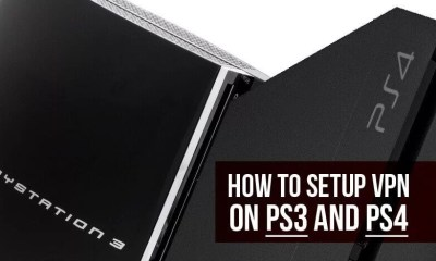 VPN on PS4