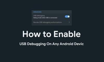 USB Debugging Mode