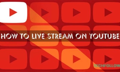 how to DO youtube live streaming