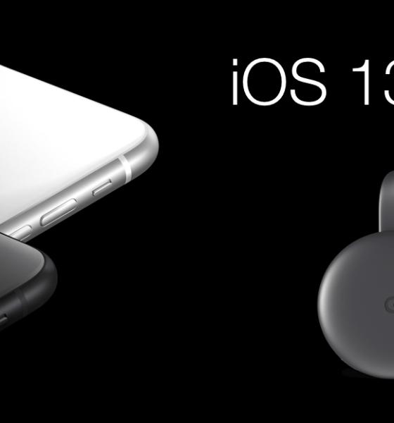 iOS 13 Chromecast issues