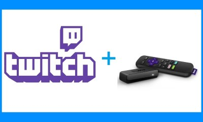 Twitch on Roku TV