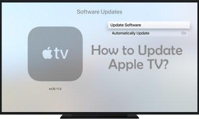 Update Apple TV
