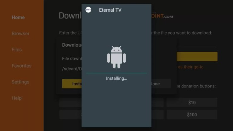 Eternal TV
