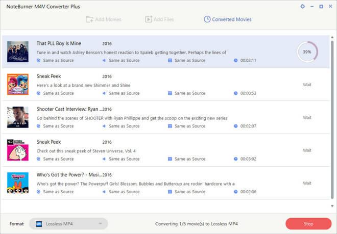 iTunes on Chromecast