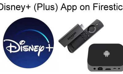 Disney+ Plus Firestick